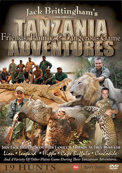 Tanzania Adventures - Friends, Family & Dangerous Game