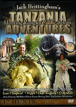 Tanzania Adventures: Hunting Rungwa and the Selous
